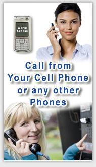 World Access - Indirect Long Distance - World-Link Communications Inc